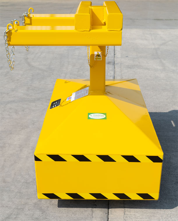 Forklift Waste Compactors
