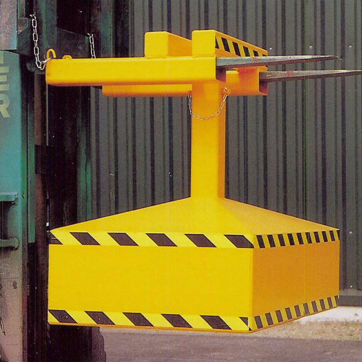 Forklift Waste Compactor Langtons Northallerton Ltd