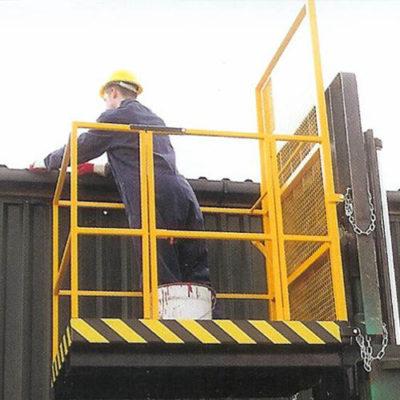 Forklift Access Platform
