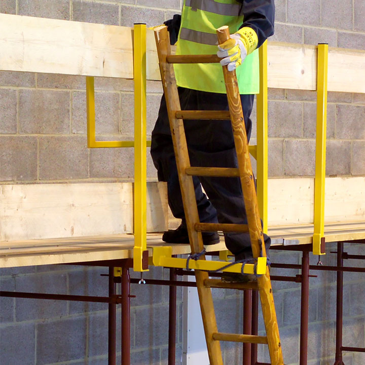 Trestle Ladder Bracket