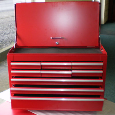 Portable Mechanics Tool Chest