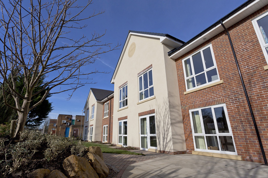 Peterlee Care Home Completion
