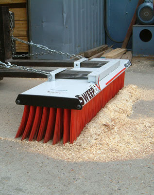 Forklift Brush