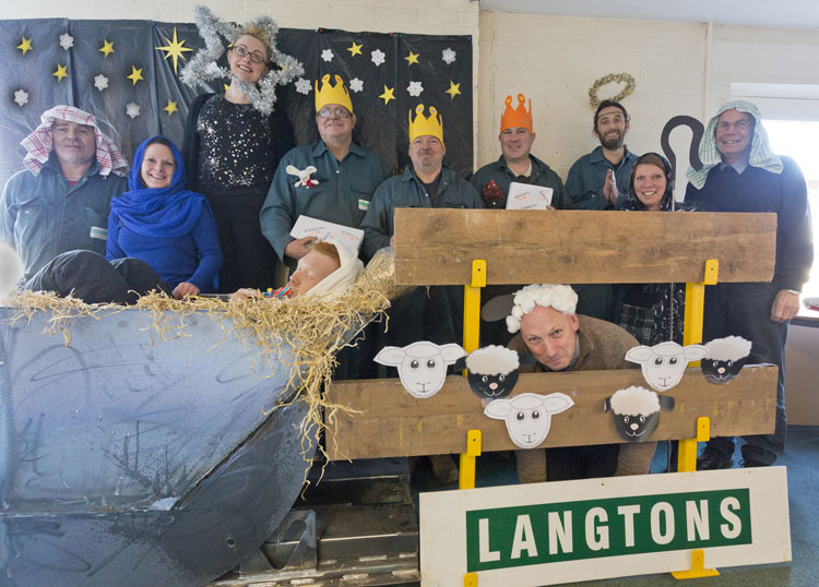 Langtons Nativity