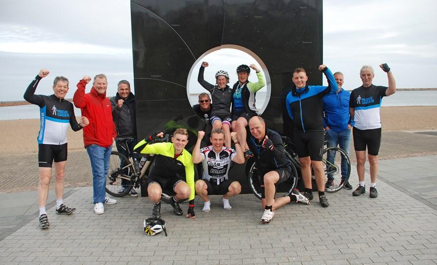 FT Group Raises £10K+ for Charity